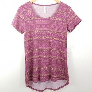 LuLaRoe Classic Short Sleeve Top Size XXS
